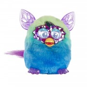 Furby Boom Crystal - Green-Blue