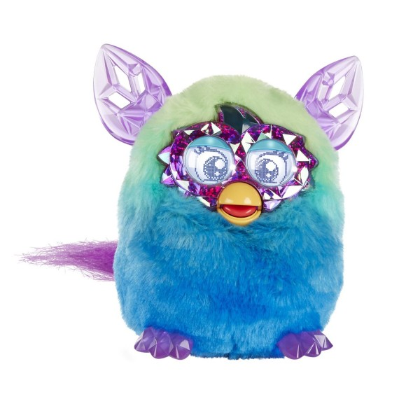 Furby Boom Crystal – Green-Blue