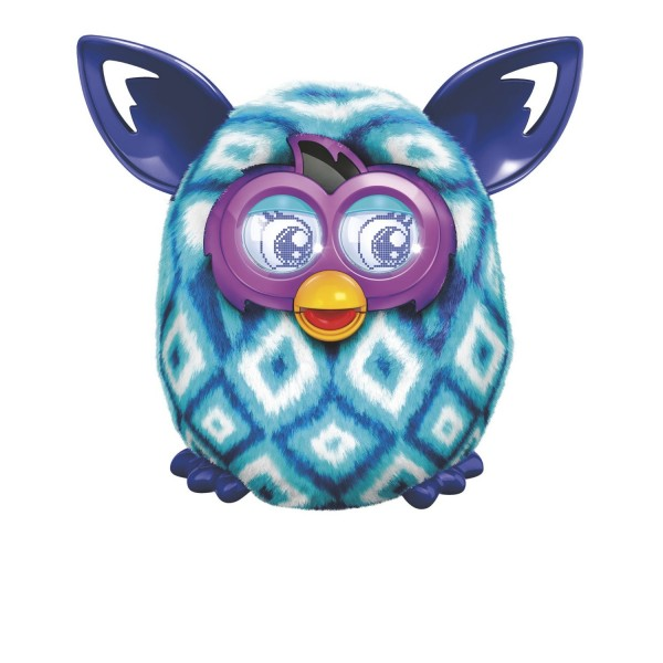 Furby Boom - Blue Diamonds - furby.me