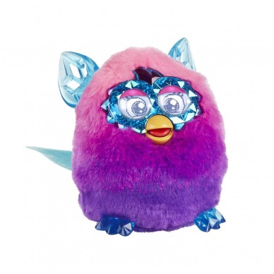 Furby Boom Crystal Series Furby (PinkPurple)