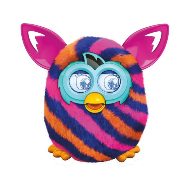 Furby Boom – Diagonal Stripes