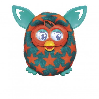 Furby Boom - Orange Stars