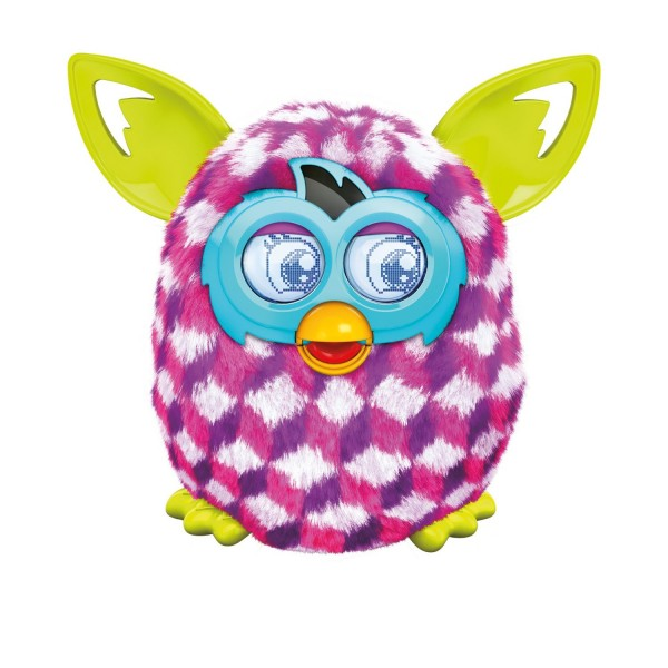 Furby Boom – Pink Cubes