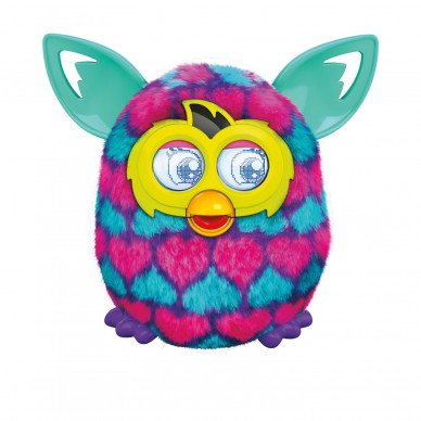 Furby Boom - Pink and Blue Hearts