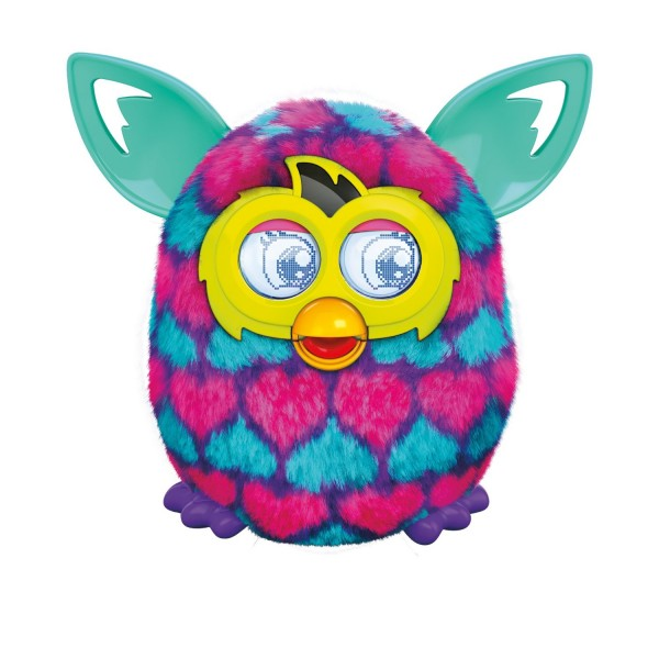 Furby Boom – Pink and Blue Hearts
