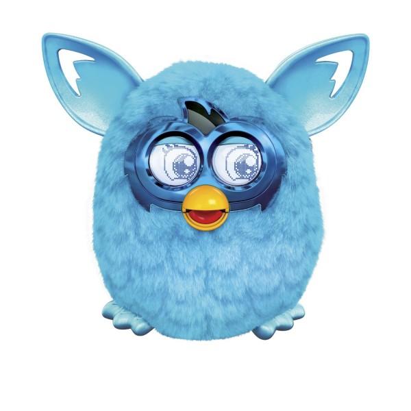 Furby Boom – Teal Pattern