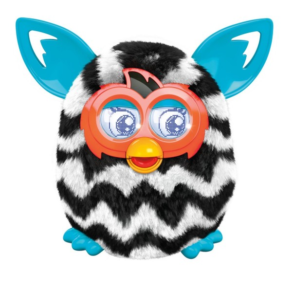 Furby Boom – Zigzag Stripes