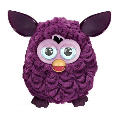 Furby - Dark Purple