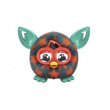 Furby Furbling - Orange Stars