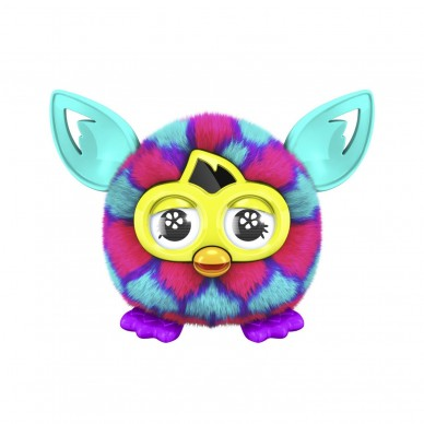 Furby Furbling - Pink and Blue Hearts
