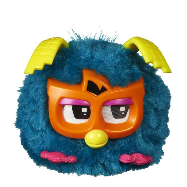 Furby Party Rocker – Blue with Orange Face