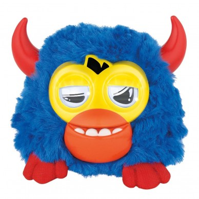 Furby Party Rocker - Dark Blue with Horns