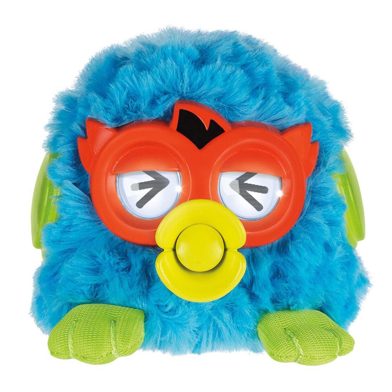 product furby party rocker light blue