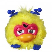Furby Party Rocker - Yellow with Pink Face
