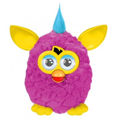 Furby - Pink-Yellow