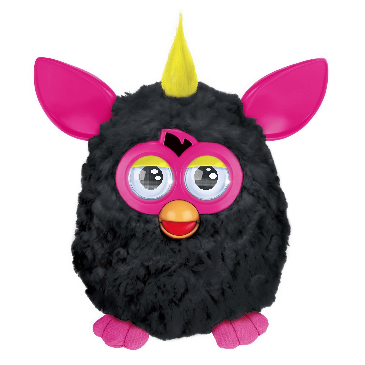 what personality is your furby