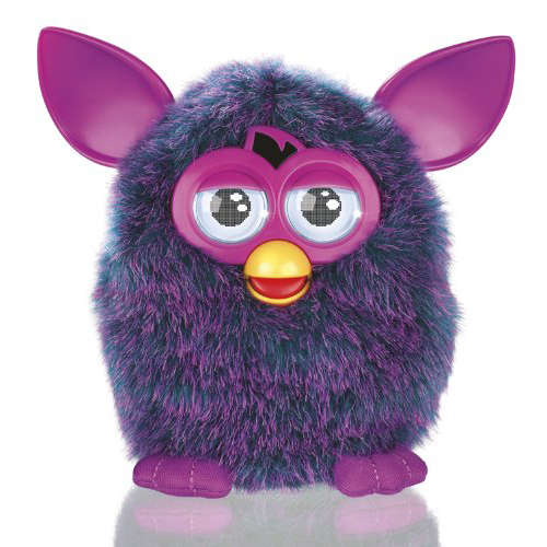 Furby-Purple