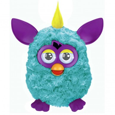 Furby - Teal-Purple