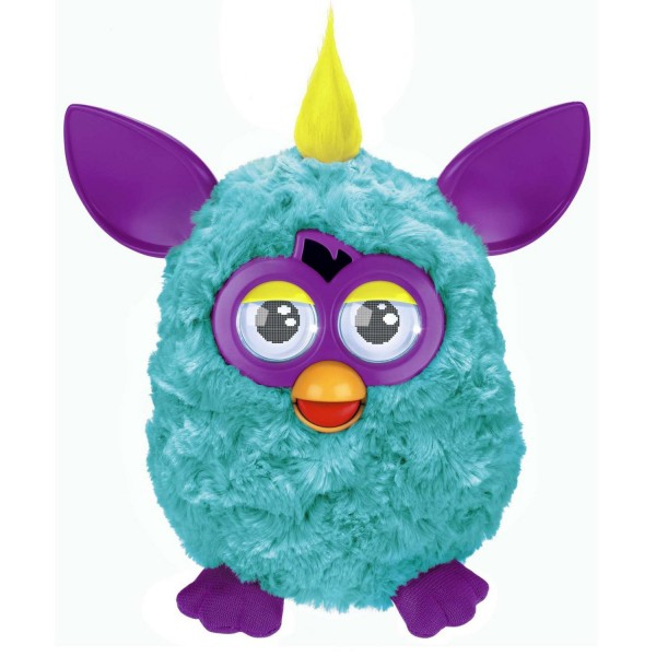 Furby – Teal-Purple