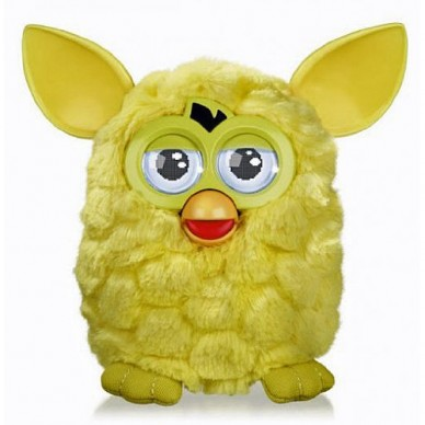 Furby-Yellow